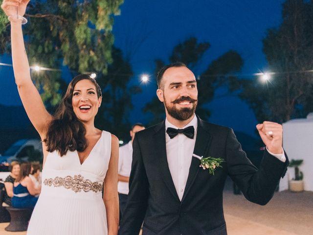 La boda de Antonio y Mar en San Jose, Almería 29
