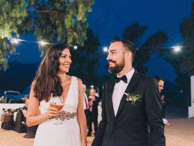 La boda de Antonio y Mar en San Jose, Almería 30