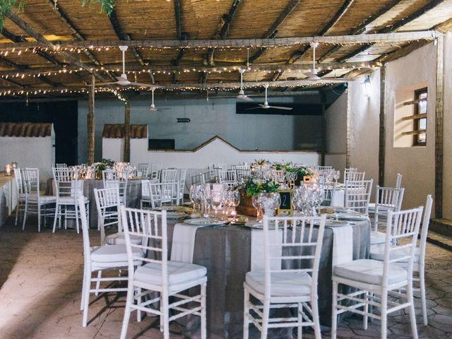 La boda de Antonio y Mar en San Jose, Almería 34