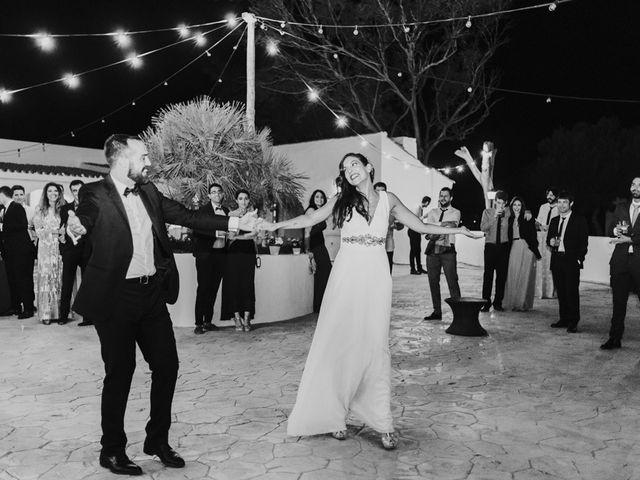 La boda de Antonio y Mar en San Jose, Almería 35