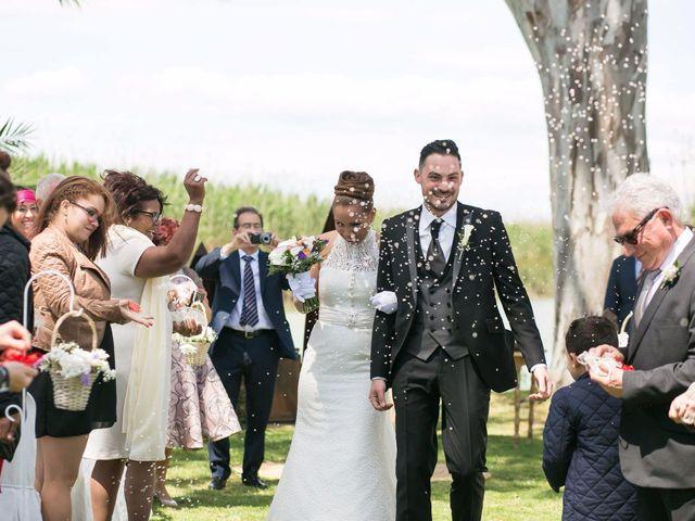 La boda de Carlos y Zuly en Valencia, Valencia 7
