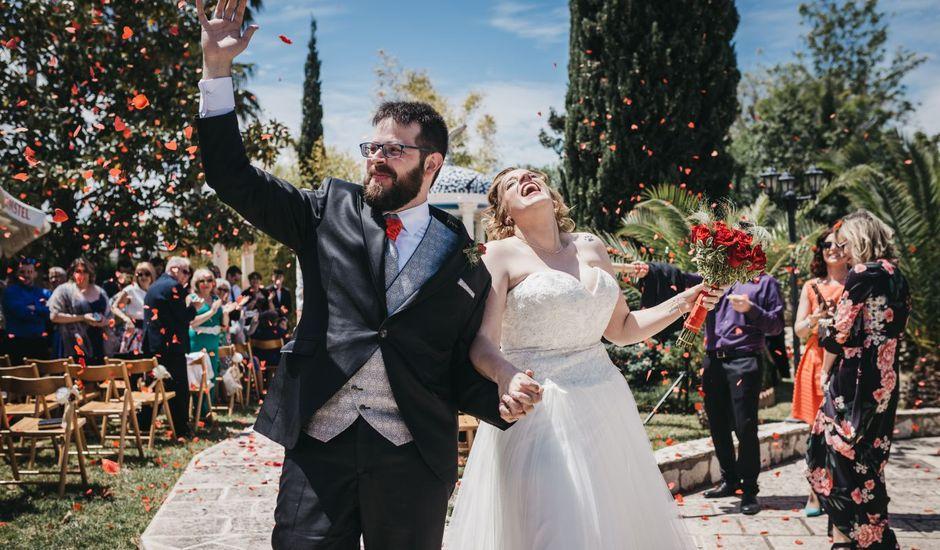 La boda de Jonatan y Andrea en Potries, Valencia