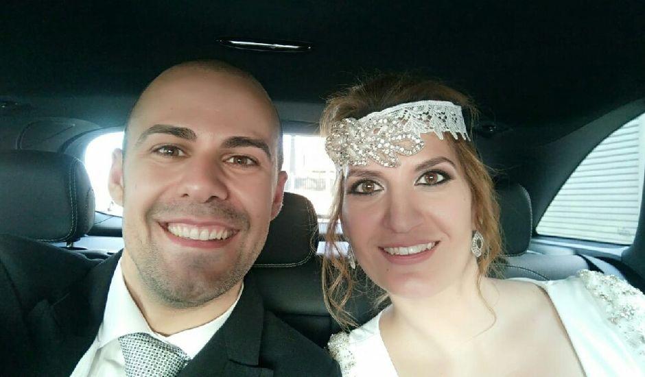La boda de Raúl y Adriana en Torrejon De Velasco, Madrid