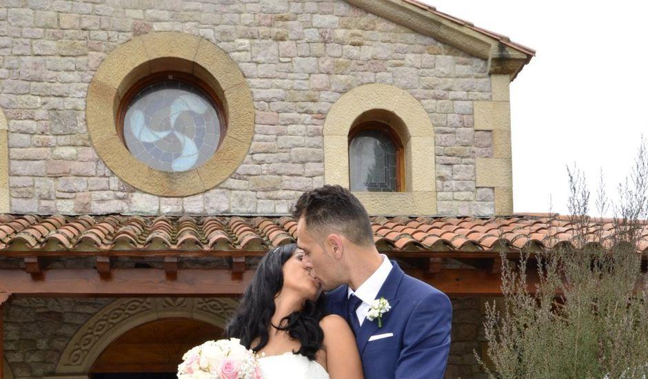 La boda de Manuel y karoline en Villaviciosa, Asturias