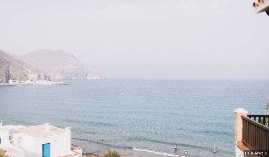 La boda de Antonio y Mar en San Jose, Almería