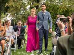 La boda de Ester Casanova y Josep de Sanromà 87
