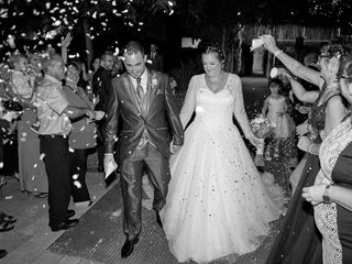 La boda de Sandra y Rafa