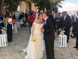 La boda de Cristina y Pablo