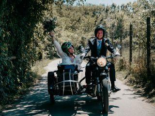La boda de Sandra y Willie