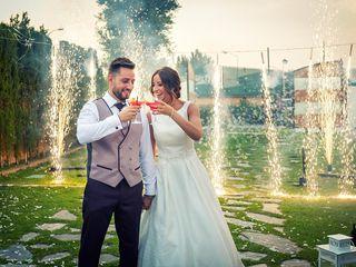 La boda de Ana María y José Antonio