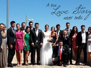 La boda de Ricardo y Noelia 1