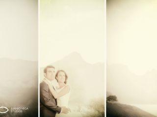 La boda de Ricardo y Noelia