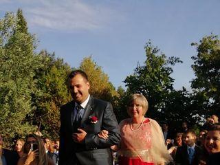 La boda de Cristina y Roger 1