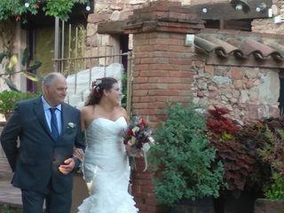 La boda de Cristina y Roger 2