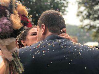 La boda de Cristina y Roger