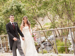 La boda de Sonsoles y Fernando