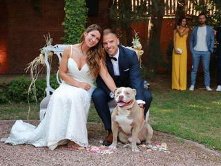 La boda de Noelia y Pol