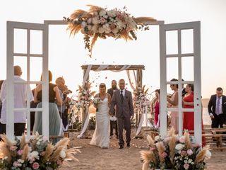 La boda de Cristian  y Elisabeth