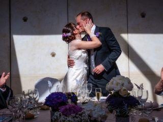 La boda de Rebeca y Jonathan