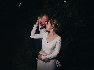 La boda de Carmen y Nicola
