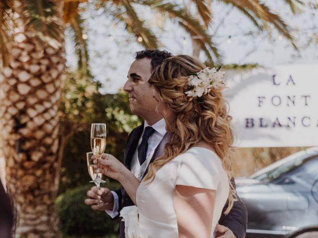 La boda de Javi y Lorena en El Puig, Valencia 1