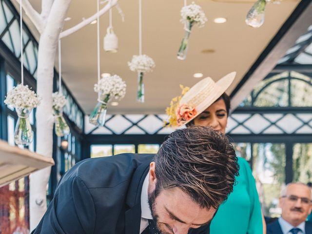La boda de Javi y Lorena en El Puig, Valencia 27