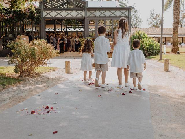 La boda de Javi y Lorena en El Puig, Valencia 35