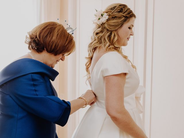 La boda de Javi y Lorena en El Puig, Valencia 40