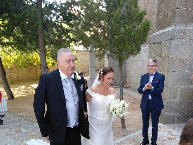 La boda de Pablo y Cristina en San Bartolome De Pinares, Ávila 7