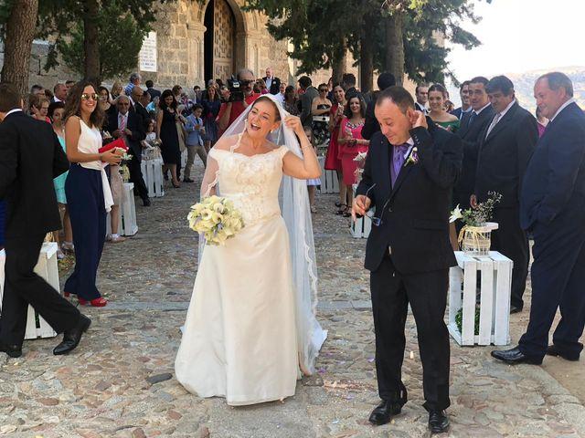 La boda de Pablo y Cristina en San Bartolome De Pinares, Ávila 8