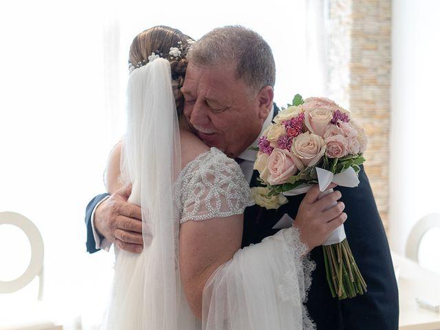 La boda de Manuel David y Elizabeth  en San Fernando, Cádiz 5