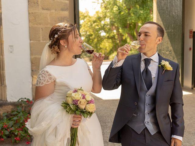 La boda de Elizabeth  y Manuel David