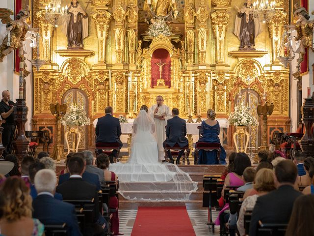 La boda de Manuel David y Elizabeth  en San Fernando, Cádiz 9