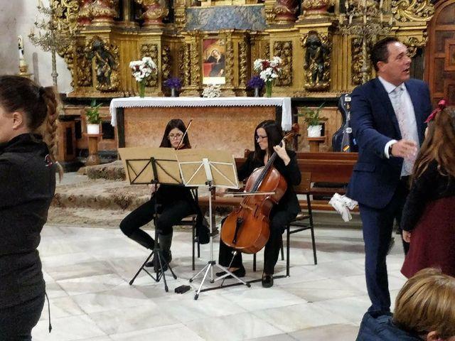 La boda de Sira y Daniel en Granada, Granada 4