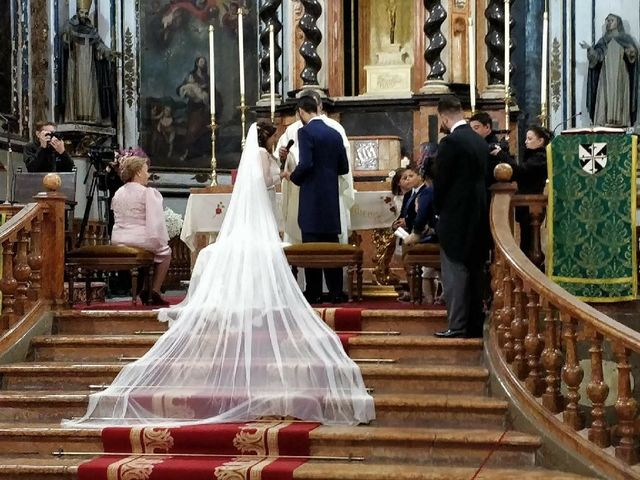 La boda de Daniel y Sira
