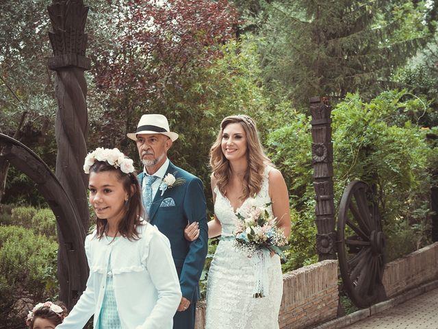 La boda de José y Susana en Alalpardo, Madrid 21