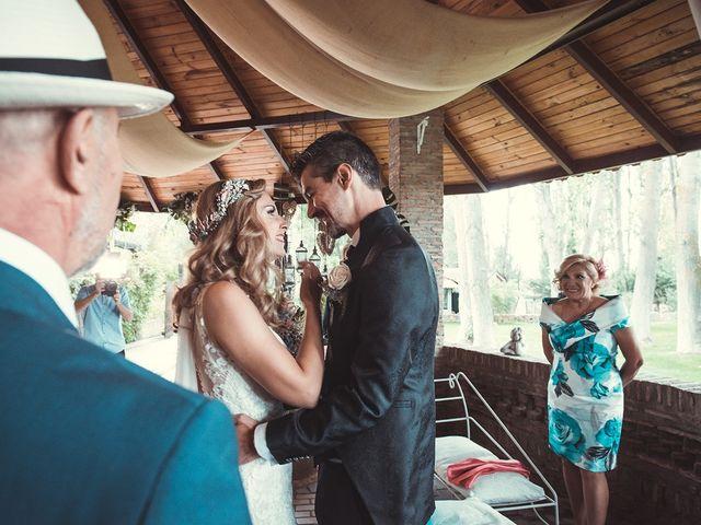 La boda de José y Susana en Alalpardo, Madrid 22