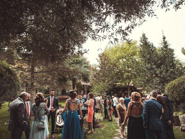 La boda de José y Susana en Alalpardo, Madrid 35