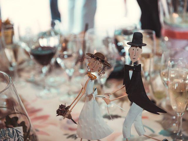 La boda de José y Susana en Alalpardo, Madrid 45