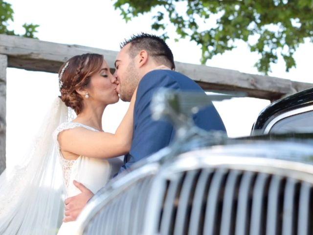 La boda de Maricarmen Huertas Vera y Rafael Rodriguez Osorio