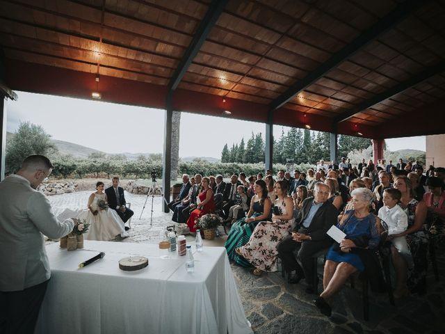 La boda de Alberto y Cristina  en Granada, Granada 2