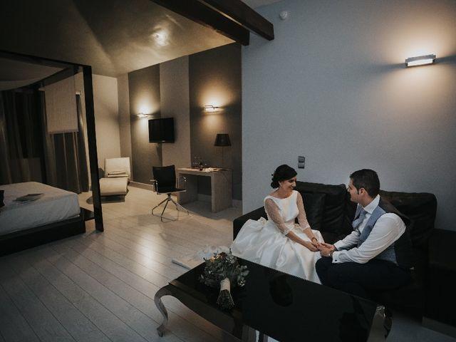 La boda de Alberto y Cristina  en Granada, Granada 5