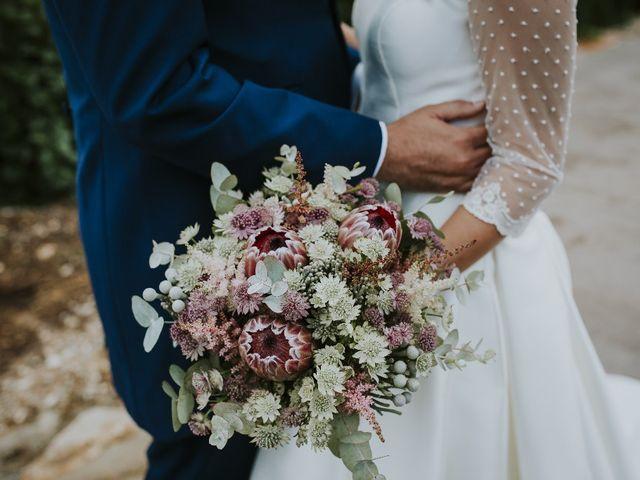 La boda de Alberto y Cristina  en Granada, Granada 6