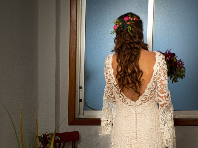 La boda de Alfonso y Teresa en El Puntal (Espinardo), Murcia 5