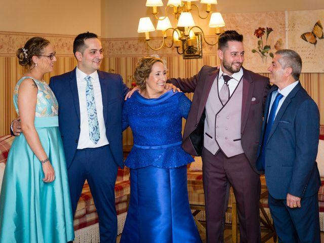 La boda de José Antonio y Ana María en Medina Del Campo, Valladolid 12