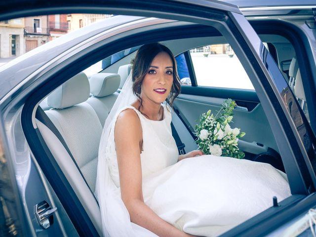 La boda de José Antonio y Ana María en Medina Del Campo, Valladolid 34