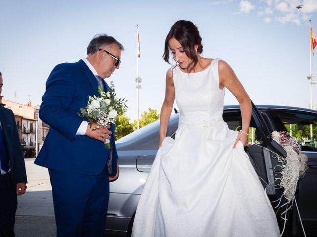 La boda de José Antonio y Ana María en Medina Del Campo, Valladolid 35
