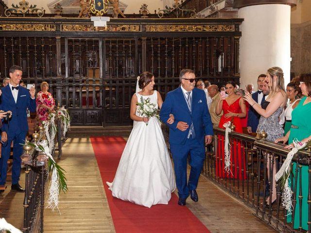 La boda de José Antonio y Ana María en Medina Del Campo, Valladolid 37