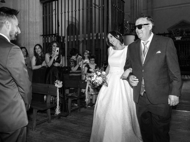 La boda de José Antonio y Ana María en Medina Del Campo, Valladolid 38