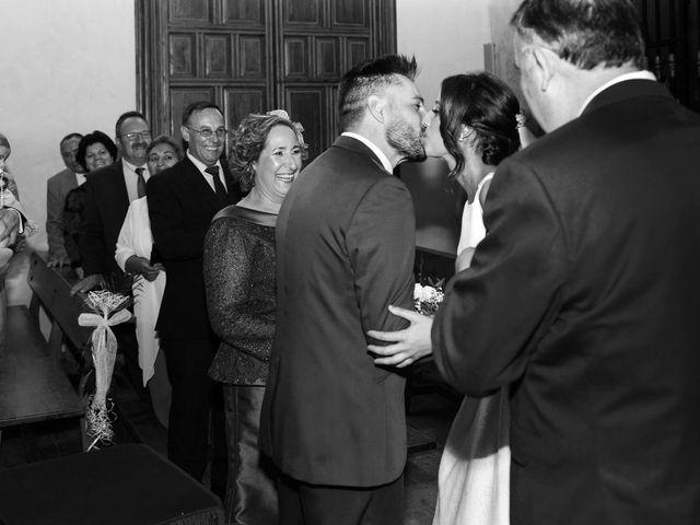 La boda de José Antonio y Ana María en Medina Del Campo, Valladolid 39